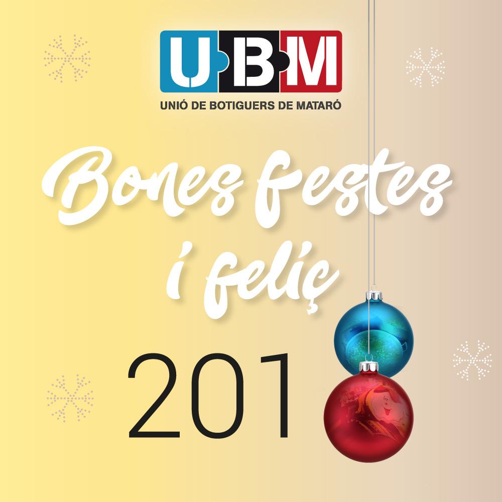 Bones Festes I Bon Any 2018!