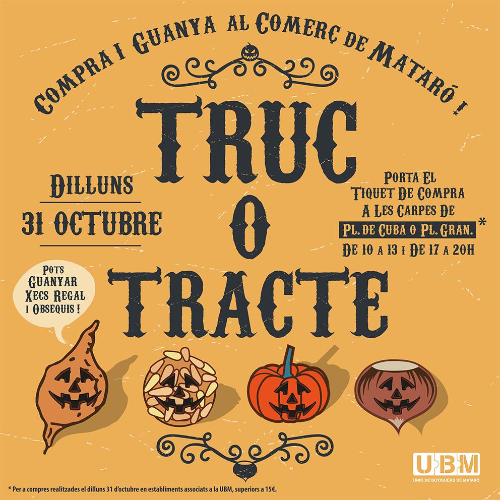 """Per La Castanyada, El Joc Del """"TRUC O TRACTE""""!"""