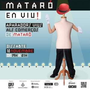 POSTS Mataró En Viu UBM 2016