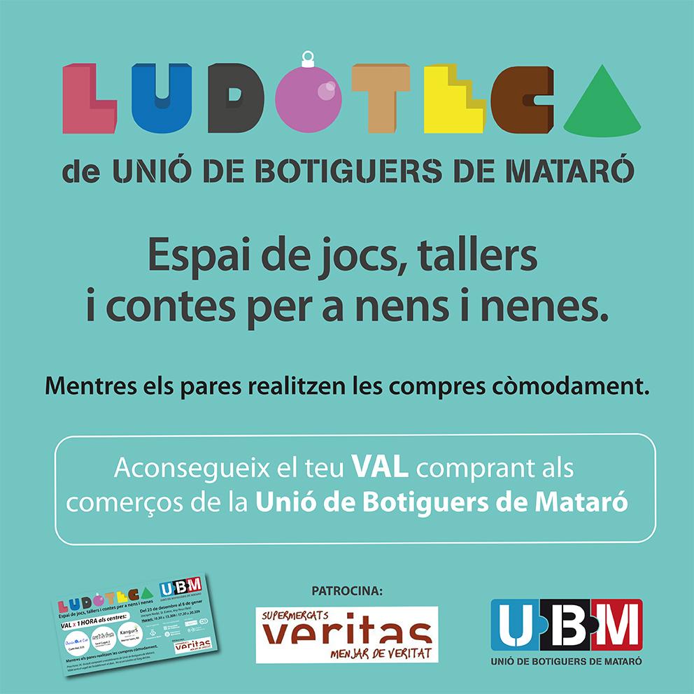 Al Comerç De Mataró, Facilitem Les Compres Nadalenques!