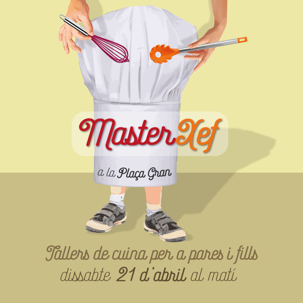 Sorteig Taller De Cuina MasterXef A La Plaça Gran