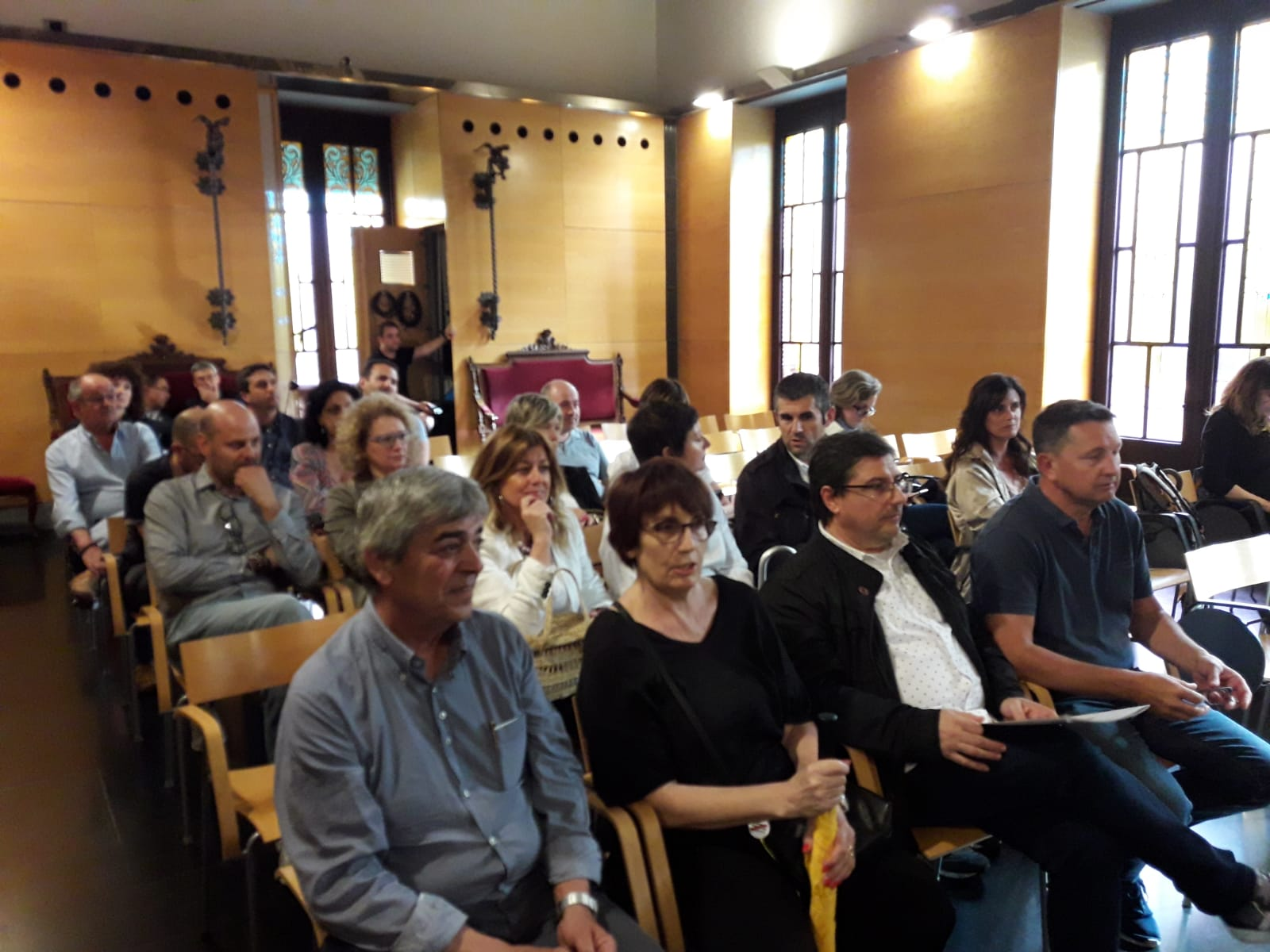 La UBM Mostra La Seva Indignació Davant L'Alcalde De Mataró, David Bote