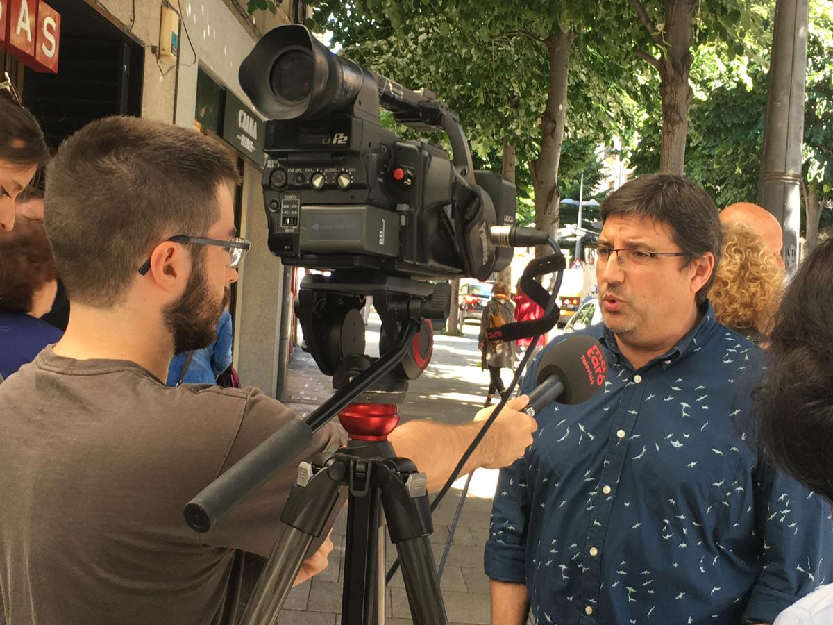 La UBM Indignada Amb L'actuació De L'Ajuntament Durant Les Manifestacions De Dissabte