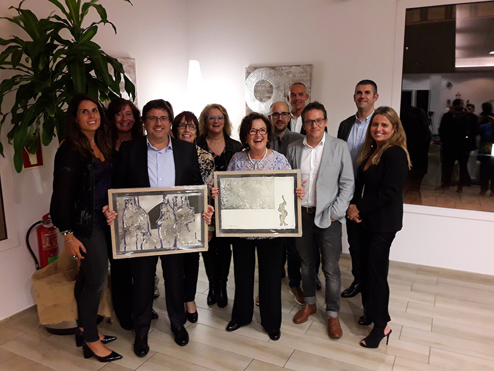 La FAGEM Reconeix Els 40 Anys D'associacionisme De La UBM