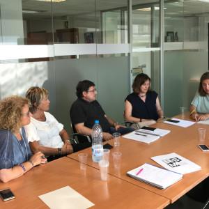Reunio Generalitat