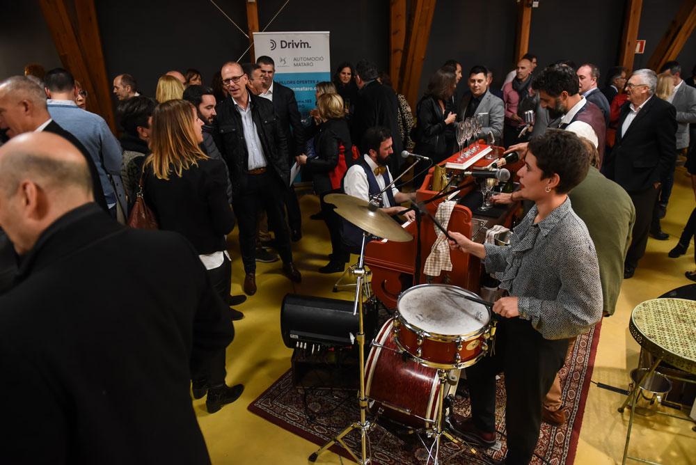 Pianobar Nit UBM40 Sopar Gala