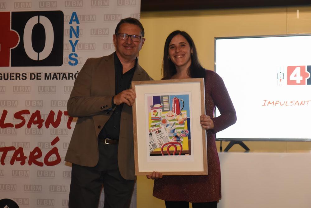 Premi Jove Empresari UBM40