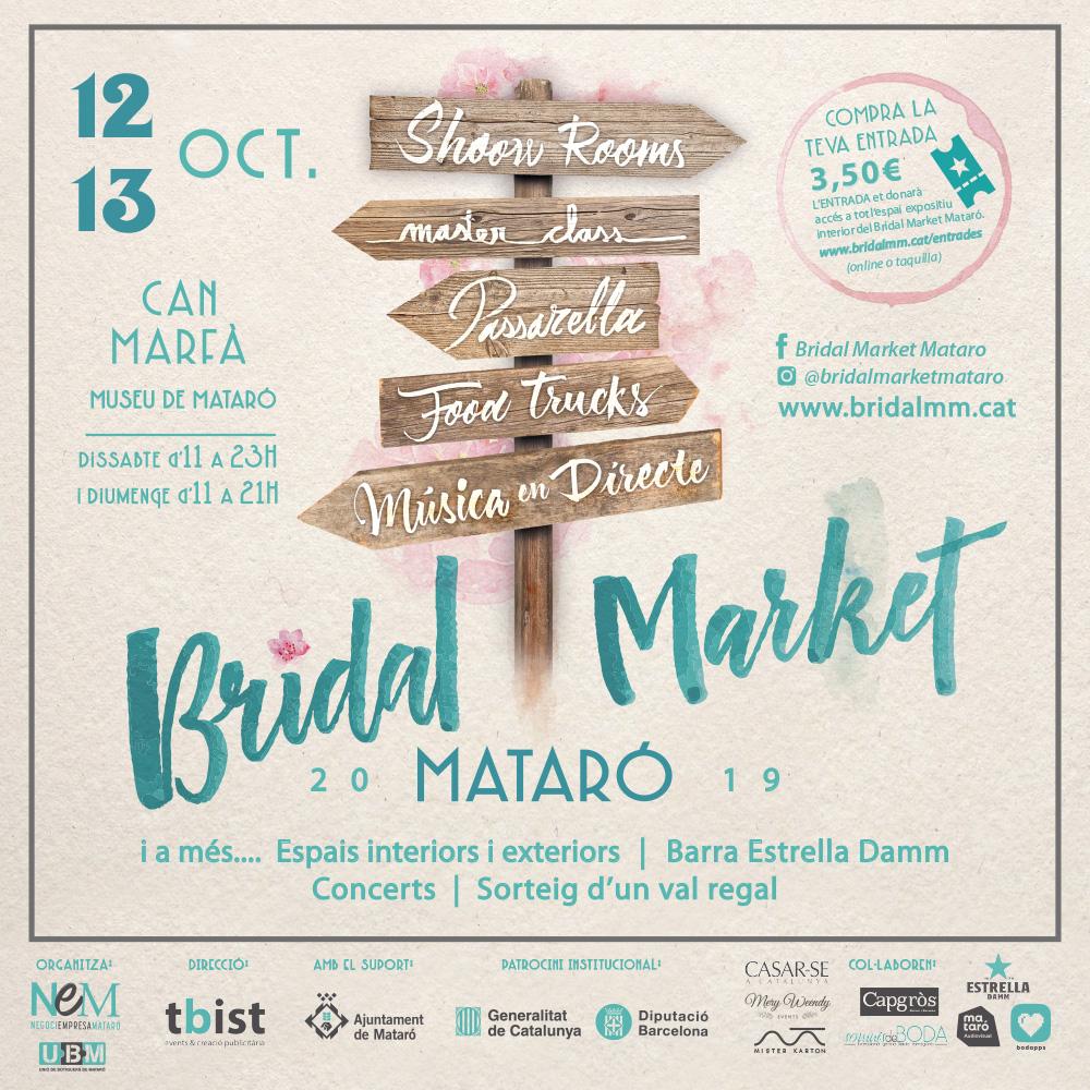 Bridal Market Mataró: La Nova Fira Nupcial