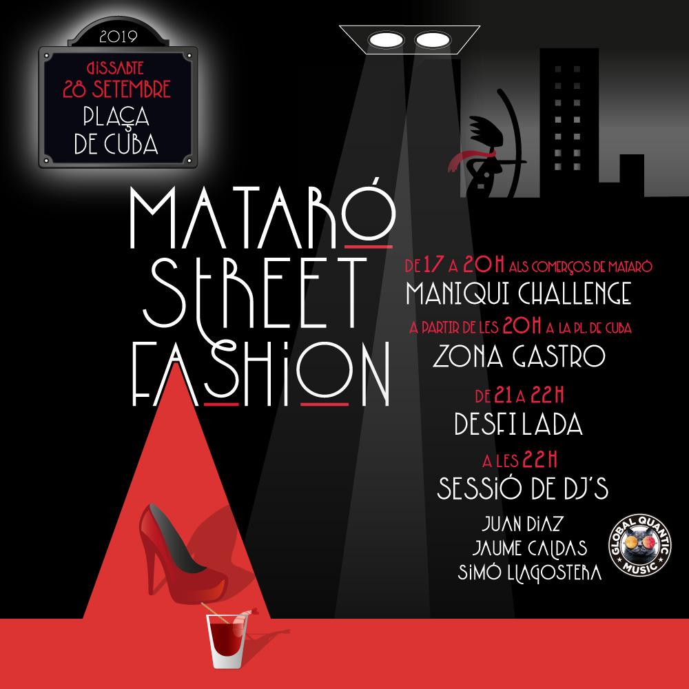 Els Establiments Del NEM Fusionen Moda I Gastronomia A La Mataró Street Fashion
